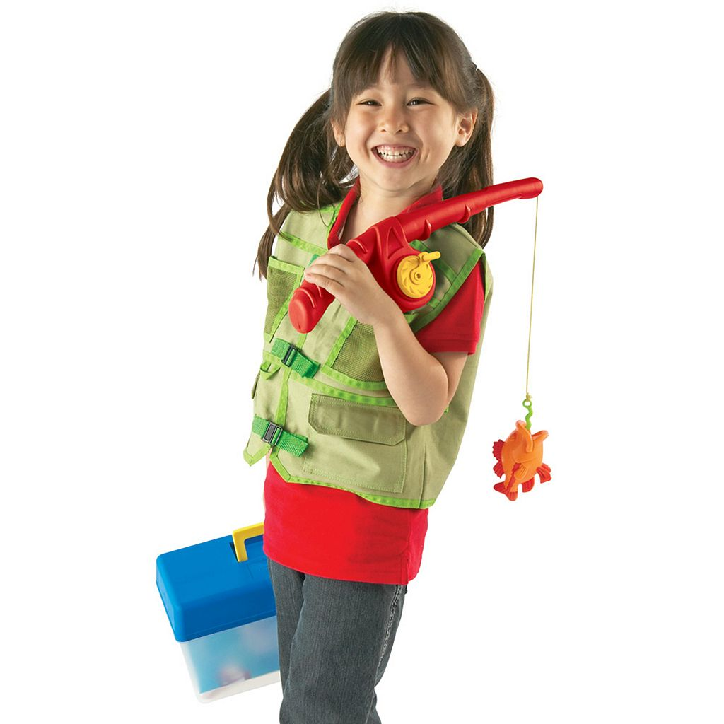 Learning Resources Play & Pretend Fishing Set