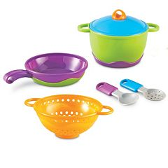 Learning Resources New Sprouts Cook It! My Very Own Chef Set