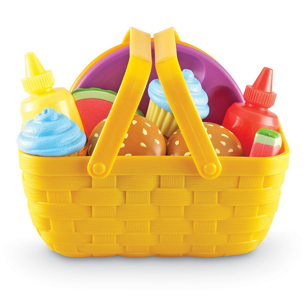 Learning Resources New Sprouts Picnic Set