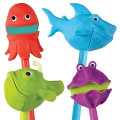 Educational Insights 4-pc. Sea Squad Puppet Set by