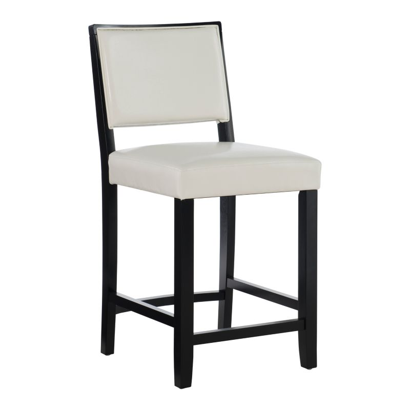753793935409 Upc Linon Zoe White Counter Stool Upc Lookup