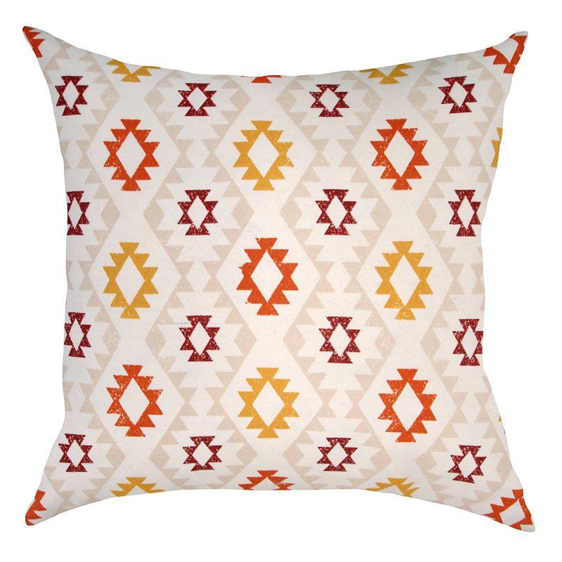 Throw Pillow Kohls : Brown Polyester Throw Pillow Kohl s
