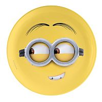 Zak Designs Despicable Me Minions 10-in. Melamine Plate