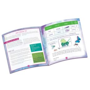 Educational Insights Nancy B's Microscope & Activity Journal Set