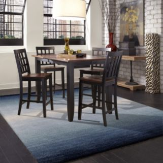 Trans Ocean Imports Liora Manne Ombre Horizon Shaded Wool Rug