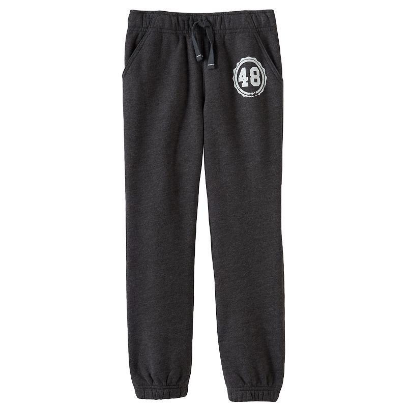 Jumping Beans® Sports Fleece Pants - Boys 4-7x