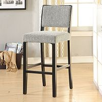 Linon Zoe Bar Stool