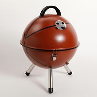 Gibson Basketball BBQ Portable Charcoal Grill