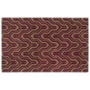 Kaleen Revolution Chevron Wool Rug