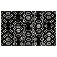 Kaleen Revolution Circles Wool Rug