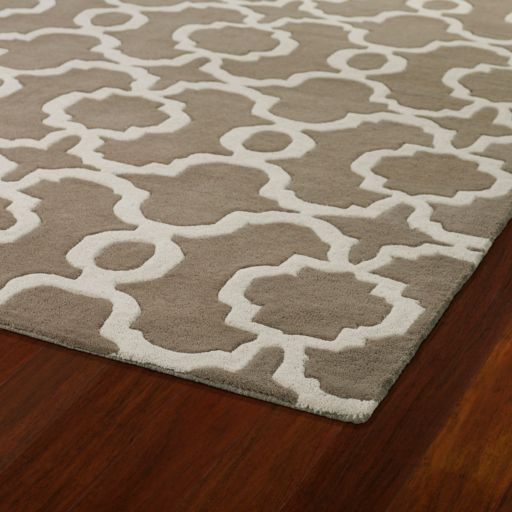 Kaleen Revolution Trellis Wool Rug