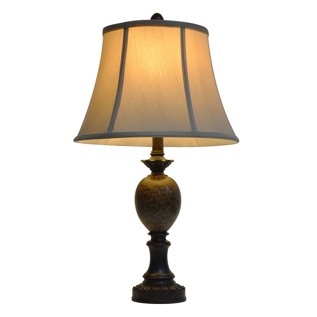 Decor Therapy Huntington Table Lamp