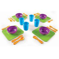New Sprouts Serve It! My Very Own Dish Set by Learning Resources