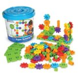 Learning Resources Gears! Gears! Gears! 150 pc Super Building Set