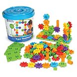 Learning Resources Gears! Gears! Gears! 150-pc. Super Building Set