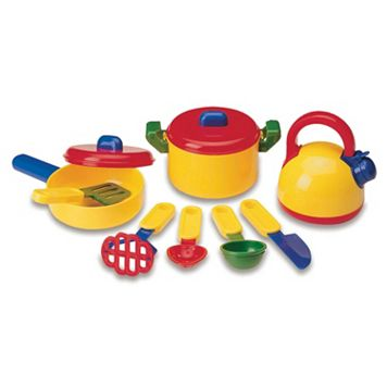Learning Resources Play & Pretend Cooking Set