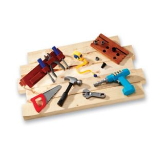 Learning Resources Pretend & Play Tool Set