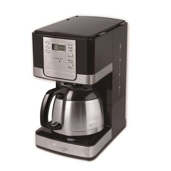 Mr Coffee 8 Cup Thermal Programmable Coffee Maker