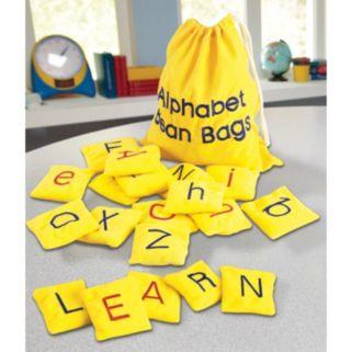 Educational Insights Alphabet Beanbags