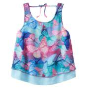 SO® Knit Cropped Tank - Girls 7-16 & Girls' Plus