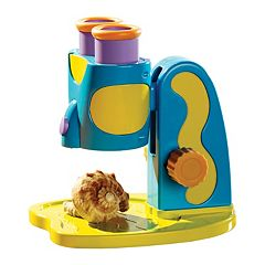 Educational Insights GeoSafari Jr. My First Microscope