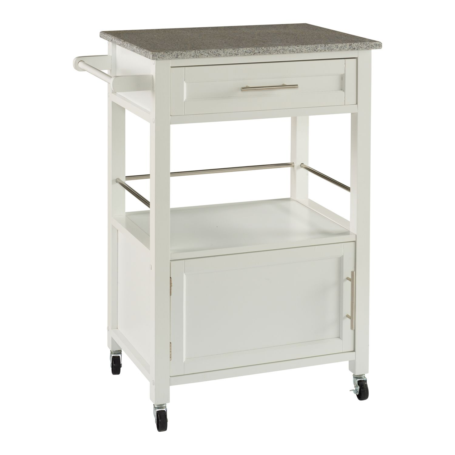 Regular. $249.99. Linon Mitchel Granite Top ...