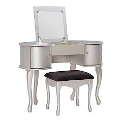 Linon Paloma 2-pc. Vanity and Bench Set