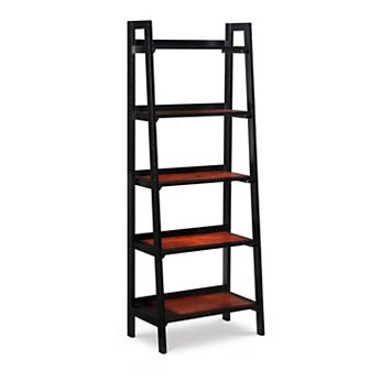 Linon Camden Five-Shelf Bookcase