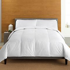 Cuddl Duds Down Level 2 350-Thread Count Comforter