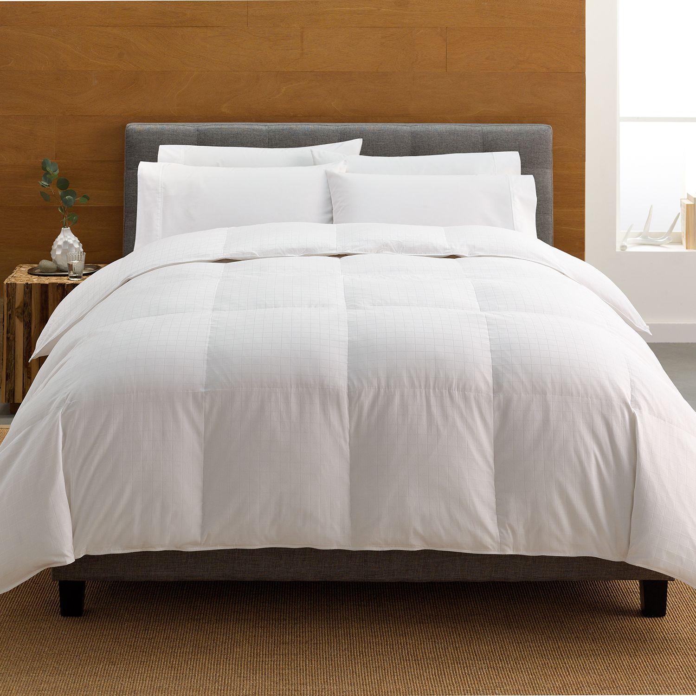 cuddl duds down level 4 450thread count comforter sale