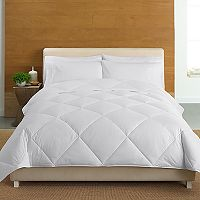 Cuddl Duds 300-Thread Count Level 1 Down-Alternative Comforter