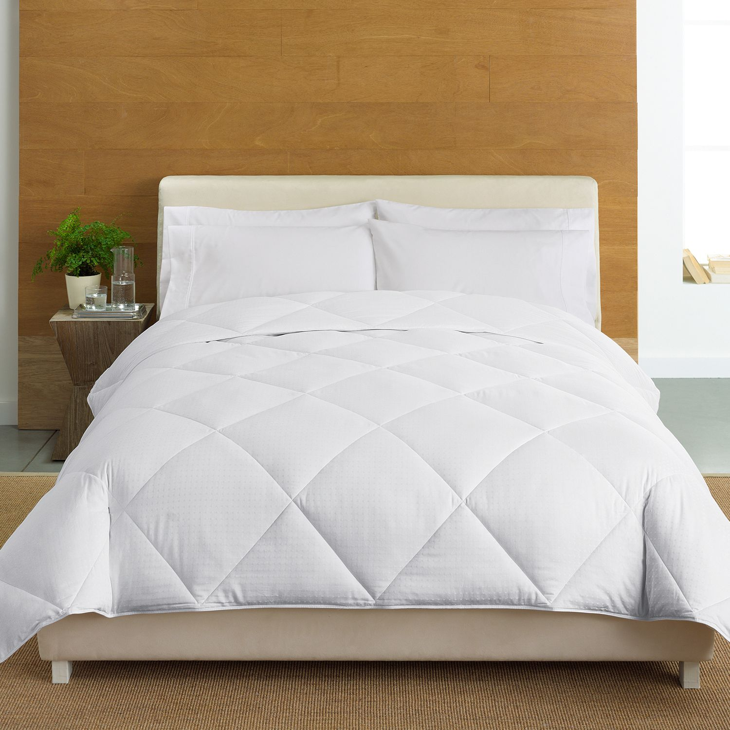cuddl duds level 3 400thread count comforter
