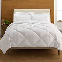 Cuddl Duds 450-Thread Count Level 4 Down-Alternative Comforter