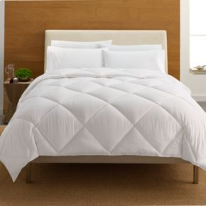 Cuddl Duds Down-Alternative Level 4 450-Thread Count Comforter