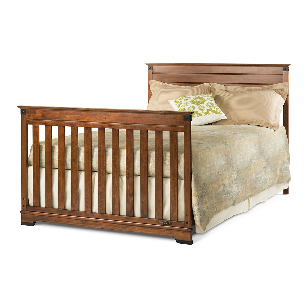 Child Craft Remond Full-Size Bed Rails