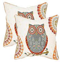 Safavieh 2-piece Percy Throw Pillow Set
