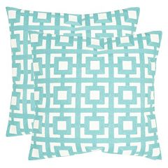 Safavieh 2 pc Emily Throw Pillow Set