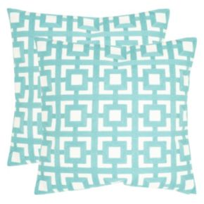 Safavieh 2-piece Emily Throw Pillow Set