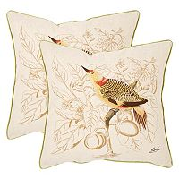 Safavieh 2 pc Esty Throw Pillow Set