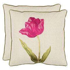 Safavieh 2 pc Meadow Throw Pillow Set