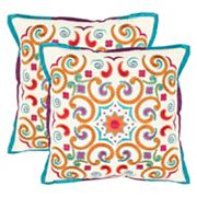 Safavieh 2 pc Calycopis Throw Pillow Set