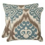 Safavieh 2-piece Amiri Throw Pillow Set