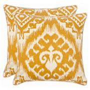 Safavieh 2 pc Amiri Throw Pillow Set