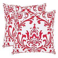 Safavieh 2-piece Isadora Throw Pillow Set