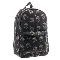 Star Wars Boba Fett Helmet Backpack