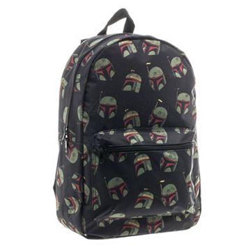 Star Wars Boba Fett Helmet Backpack