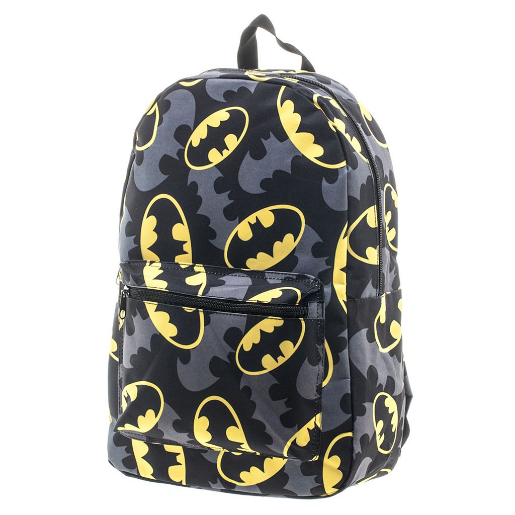 DC Comics Batman Bat Signal Backpack