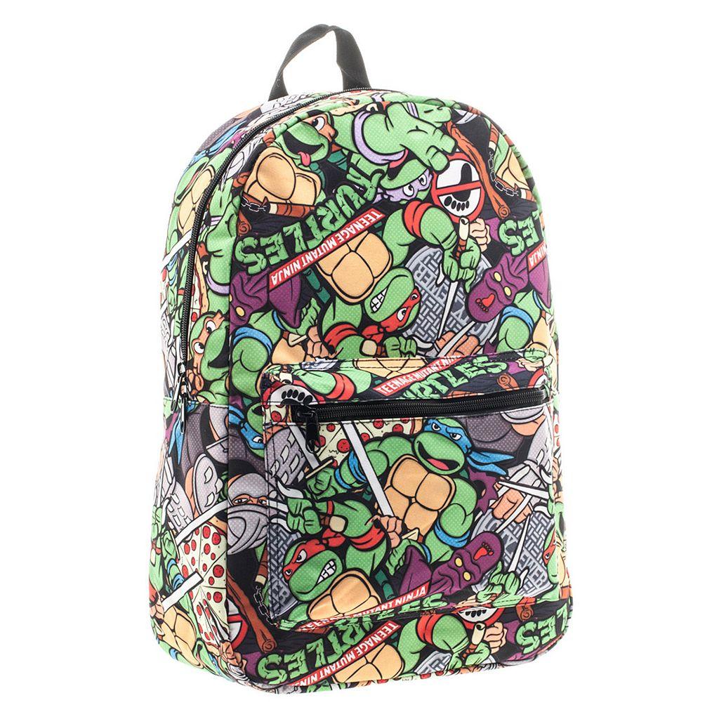 Nickelodeon Teenage Mutant Ninja Turtles Patterned Backpack