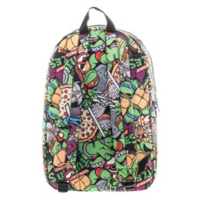 Nickelodeon Teenage Mutant Ninja Turtles Patterned Backpack