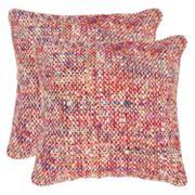 Safavieh 2 pc Carrie Throw Pillow Set